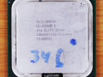 Процессор Celeron D 346 533 plga775