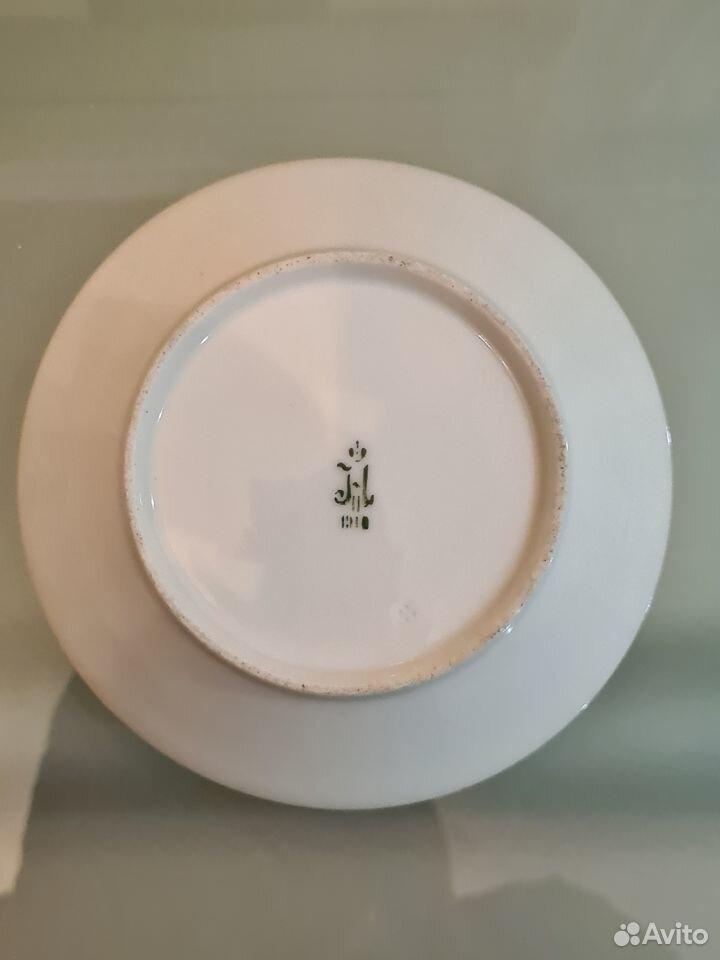 Антикварная чайная пара ифз  89013700120 купить 8