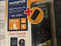 Цифровой диктофон новый