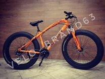 Велосипед Фэтбайк, велосипед бмв