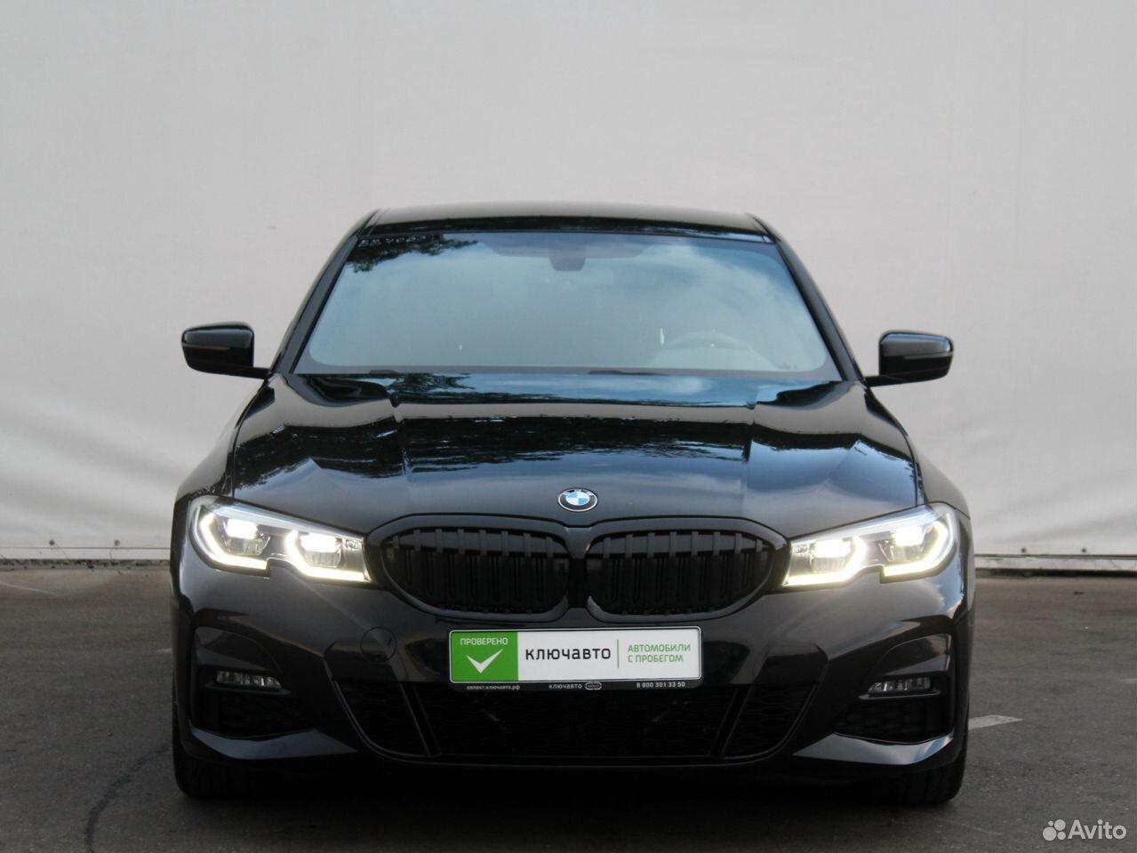 BMW 3 серия, 2019  88613258581 купить 5