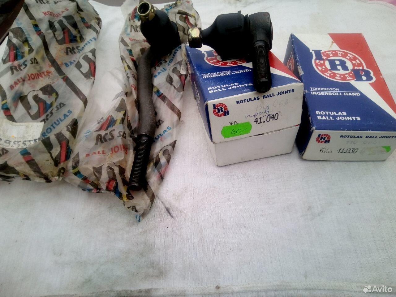 Рулевые наконечники Опель Омега-А комплект  89520579388 купить 1