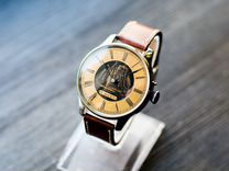 Кастомные часы ручной работы E. Jacot