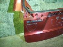 Крышка багажника Subaru Forester SH форестер