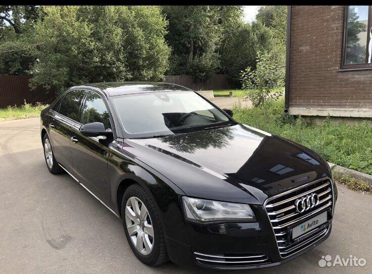 Audi A8, 2013 89678341610 купить 2