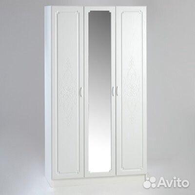 Шкаф белый доставка