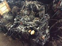 Двигатель АКПП мкпп Subaru ej25 1-вальный