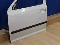 Дверь левая передняя Skoda Octavia A5 (1Z)