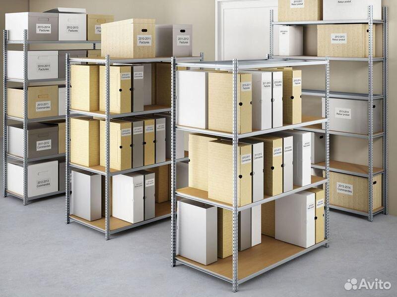 Стеллажи металлические для офиса,склада,архива  89787131314 купить 3