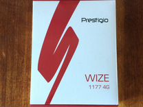 Планшет Prestigio Wize PMT1177C 4G