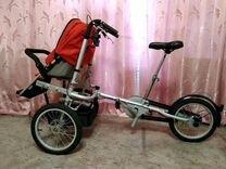 Велосипед-коляска, велотрансформер