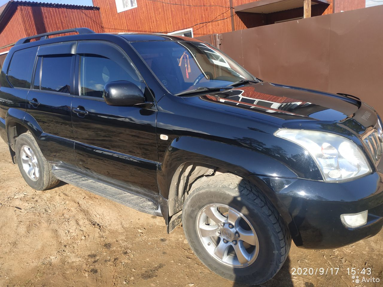 Toyota Land Cruiser Prado, 2007  89676219248 купить 1