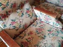 Диван с двумя креслами — Мебель и интерьер в Омске