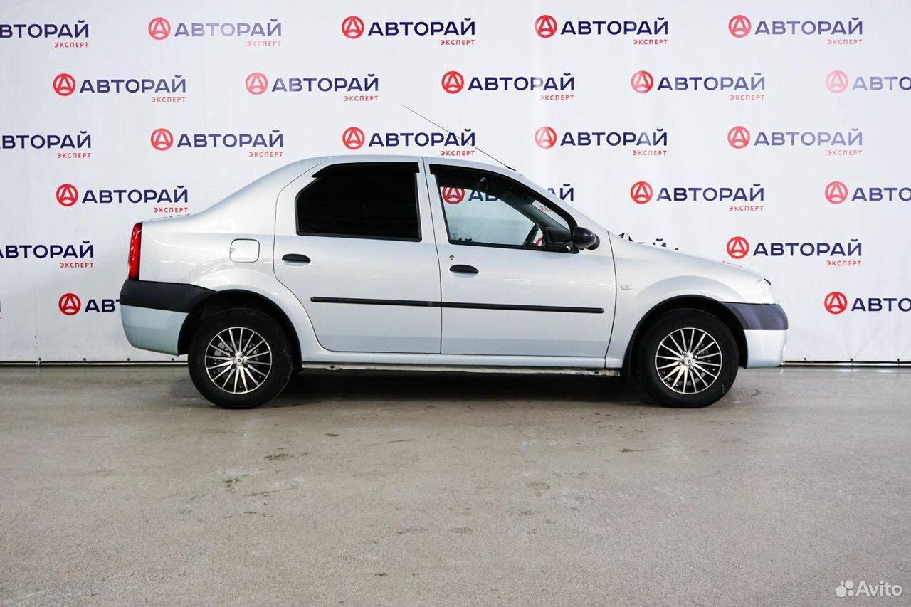 Renault Logan, 2007  88422291372 купить 3