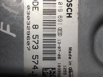Блок DDE для BMW F10 F07 F11 F25 F01 N57S N57D