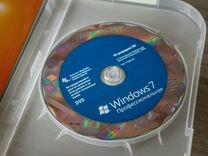 Microsoft Windows 7 Pro x32/x64 BOX
