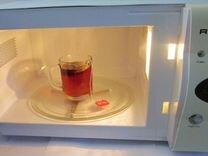 Свч-печь rubin с грилем 20 литров