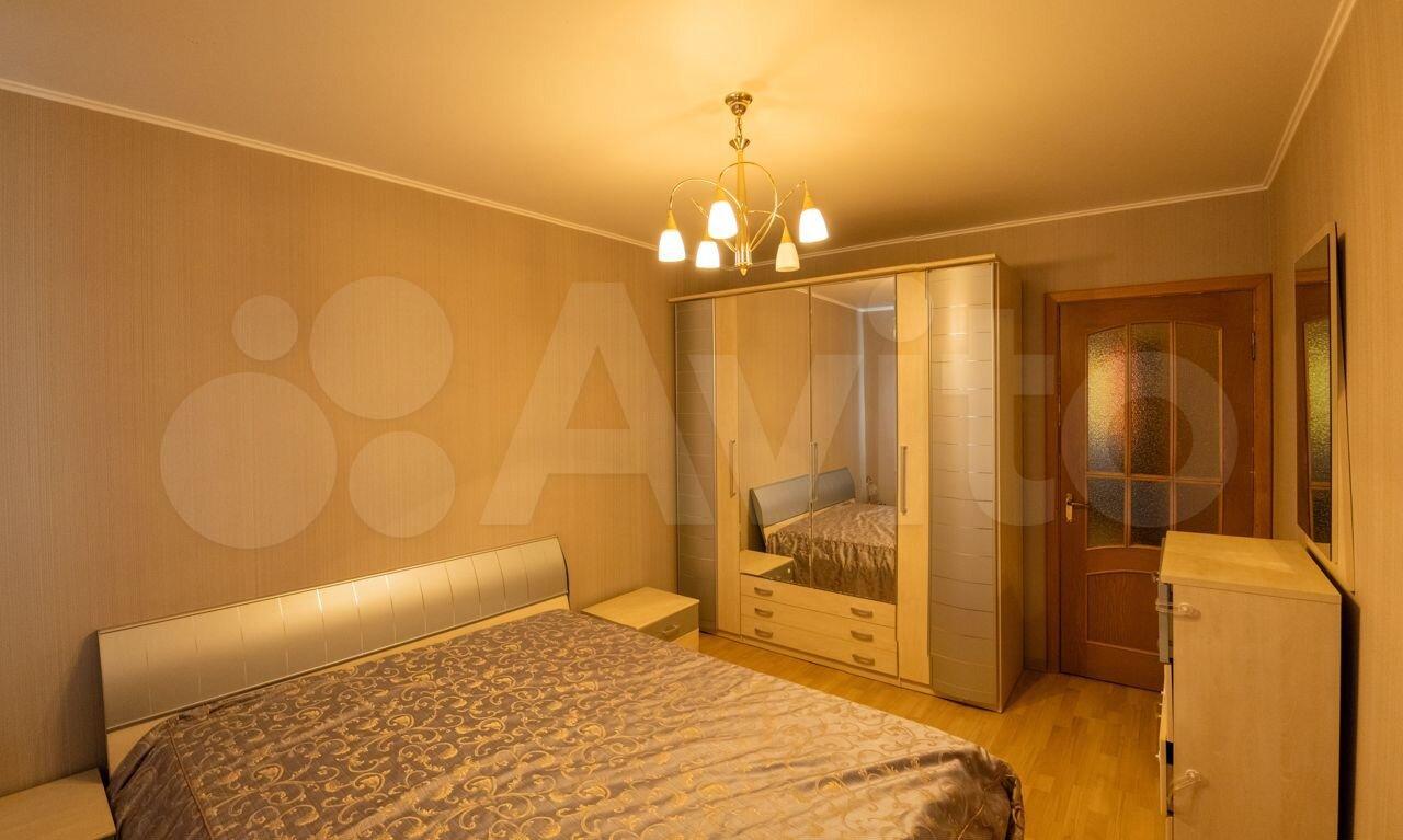 3-к квартира, 65.8 м², 6/9 эт.  89272846290 купить 6