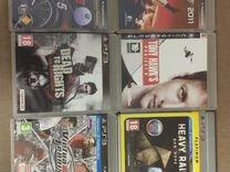 PS3 + 2 move + 6 игр