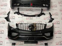 Обвес wald Mercedes Benz GLC bronze оригинал