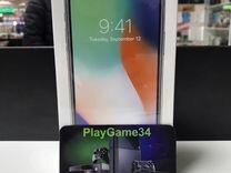 iPhone X 64 Черный Новый