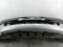 Бампер передний на renault megane 2