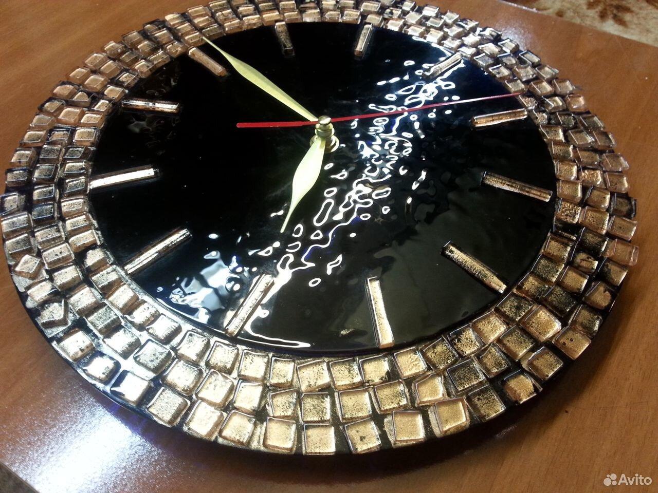 Часы настенные Арт-Деко