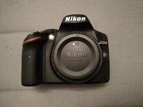 Фотоаппарат nikon d3200 и обьективы