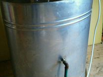 Бак из нержавейки 320 литров б/у