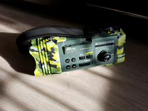 Портативный плеер, радио, фонарь Ritmix rpr-707
