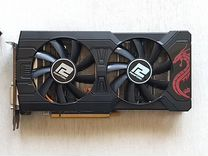 Red Dragon Radeon RX 570 4Gb PowerColor