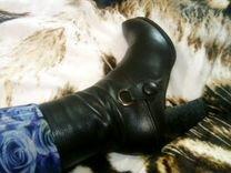 Ботинки зимние Carnaby натуральная кожа мех