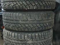 Продам зимние шипованные шины brasa 215/65R16