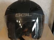 Мото шлем SOL DOT