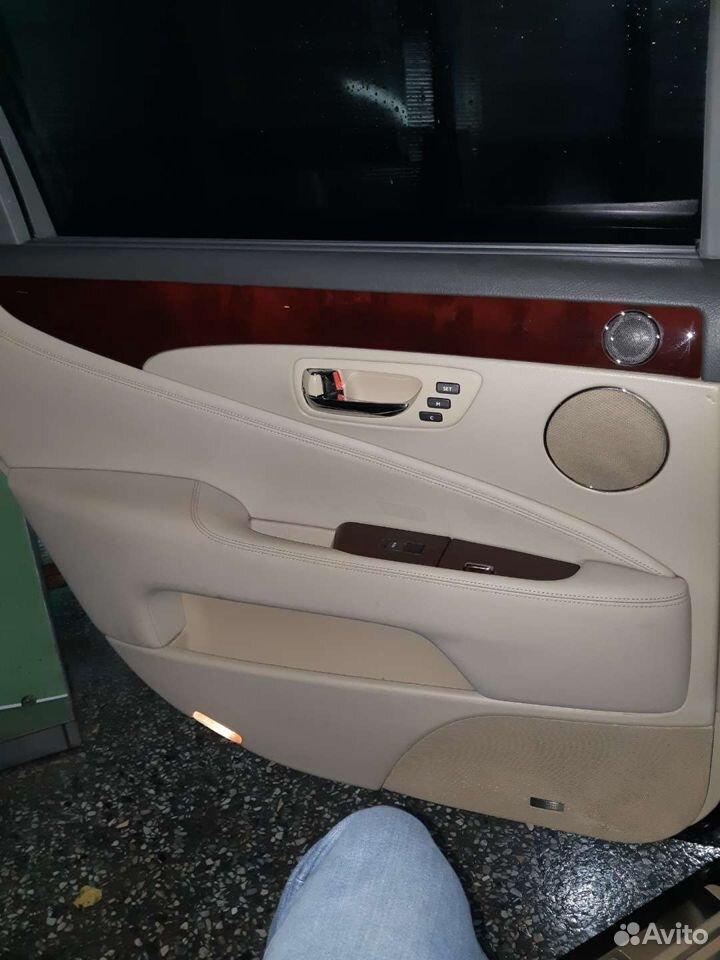 Lexus LS, 2008  89632837054 купить 9