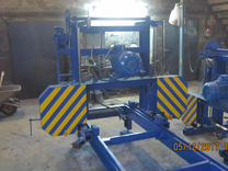 Ленточная пилорама лпгм-700 от производителя