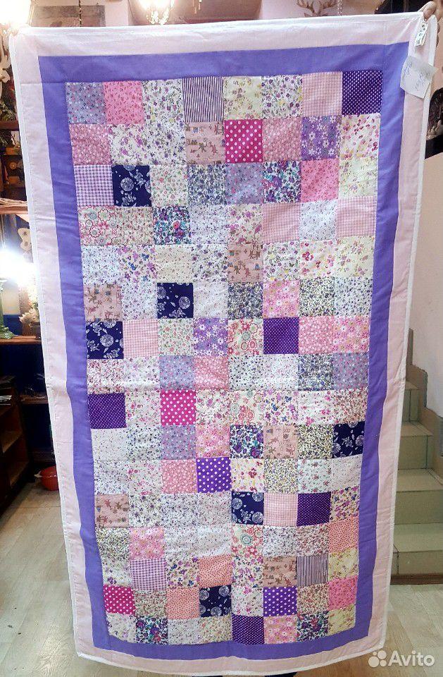 Одеяла в стиле пэчворк, ткань хлопок