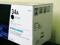 Картридж фотобарабан 34А (CF234A)