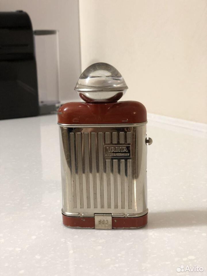 Старинный фонарик Varta  89294040095 купить 1