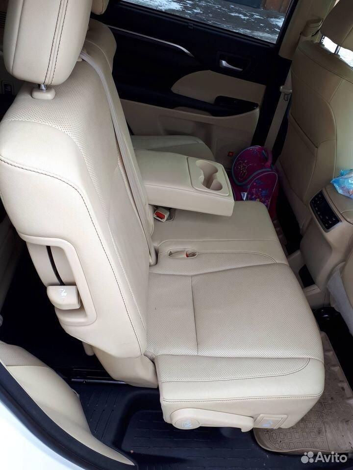 Toyota Highlander, 2014 89638200277 купить 10