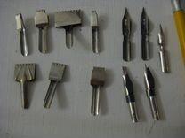 Ручка макалка, перья СССР