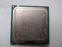 Процессор Intel E6600 lga 775