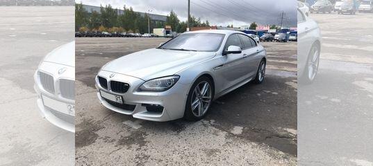 BMW 6 серия Gran Coupe 2012 купить в РеспубРике Чувашия на Avito