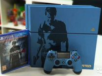 Sony PS4 limited edition Uncharted-4