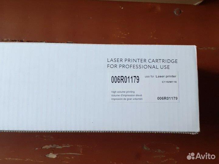 Тонер картридж для Xerox m118  89507245218 купить 4
