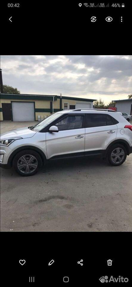 Hyundai Creta, 2017  89098261192 купить 2