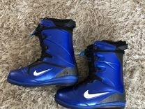 Сноубордические ботинки Nike sb lunarendor