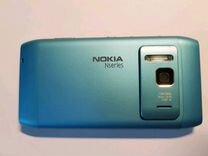 Комплект Nokia N8 Blue с автомобильным держателем