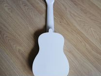 Укулеле молочно-белая сопрано