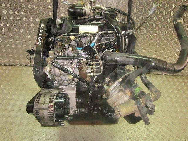 Двигатель б у для фольксваген транспортер т4 caravelle или транспортер